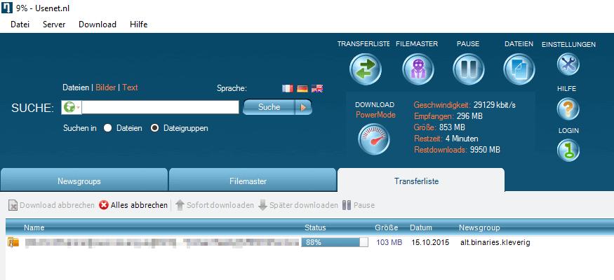 Usenet.nl - der Provider Usenet.nl im Test