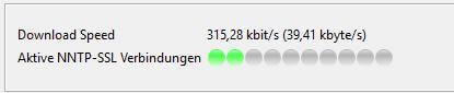 Gigaflat Downloadspeed